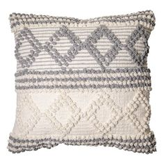 Better Homes & Gardens, Neutral Textured Decorative Throw Pillow, Boho Throw Pillows, Decorative Throw Pillows, Throw Pillow Sets, My Living Room, Home And Living, Neutral Pillows, Subtle Textures, Spring Home, My New Room