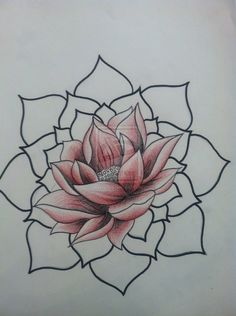 Lotus Tattoo Design by screennamethubby on deviantART