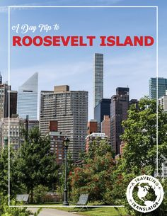 If you love NYC but sometimes want some peace and quiet away from the sirens and panhandlers… go to Roosevelt Island! It costs $2.75 to take the tram from NYC to the island, and then you can ride a…