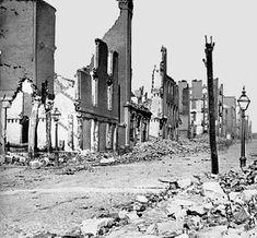 Ruins of Richmond Virginia, 1865