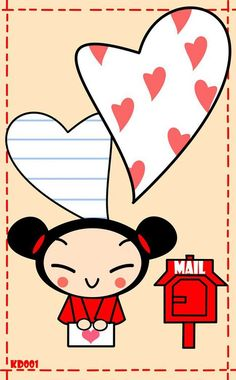 wallpaper, fondo and pucca image on We Heart It