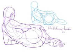 Pose Reference for Artists Anatomy Sketches, Art Sketches, Art Drawings, Human Anatomy Drawing, Anatomy Art, Body Reference Drawing, Art Reference Poses, Hand Reference, Anatomy Reference