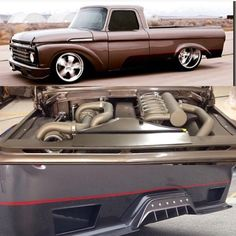 Ford F100 Pick-up
