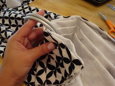 Everything in its Place!: Ring Sling Tutorial!