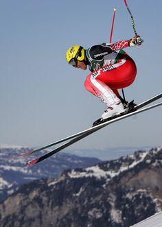 Hermann Maier: nicknamed Herminator by Arnold Schwarzenegger, is one of Austria's great skiers. #feelaustria