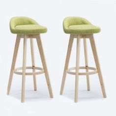 Luxury Modern Rustic Bar Stools