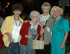 Golden Girls Costume - A Group Costume for Women (and Men)