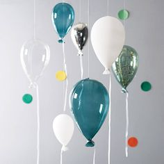 glass balloon by henry's future | notonthehighstreet.com