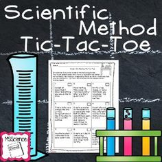 Scientific Method Tic-Tac-Toe Activity Tic-Tac-Toe choice board activity for the scientific method. I use this as a review of the scientific method and science safety rules. This activity is a great way for students to retain and use the information that they learned. ***************************************************************************** Related Products: Science Bingo: Scientific Method. Scientific Investigations Vocabulary Cards. Scientific Investigations Word Wall Words. Scientific…