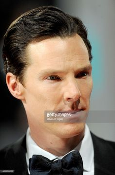 ニュース写真 : Benedict Cumberbatch attends the EE British...