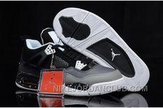 http://www.nikejordanclub.com/czech-air-jordan-iv-4-retro-mens-shoes-black-grey.html CZECH AIR JORDAN IV 4 RETRO MENS SHOES BLACK GREY Only $87.00 , Free Shipping!