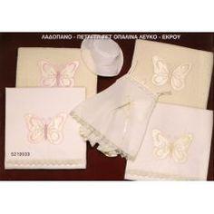 ΠΕΤΑΛΟΥΔΑ - Θέμα Βάπτισης | 123-mpomponieres.gr Tissue Holders, Ruffle Blouse, Women, Women's, Toilet Paper Holders, Woman