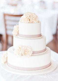 Which cake do you prefer for my blush/mocha barn wedding? - Weddingbee