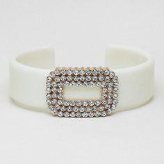 Crystal Lidia Bracelet in Gold
