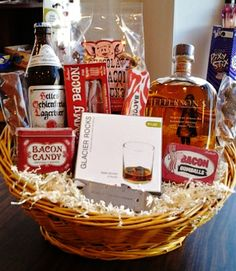 Father's Day Gift Baskets at Charley Creek Inn Wine & Cheese Shoppe