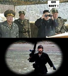 End for the North Korean crisis....