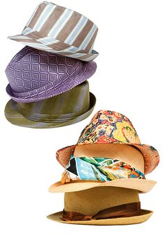 "These hats are Etro""    Jared Viar The Design Guy Style"