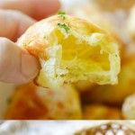 Spinach Cheese Puffs | YourCookNow