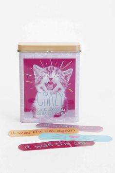 Cat Lady Bandages