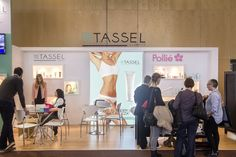 Stand Tassel Cosmetics STS Beauty Barcelona 2015  #Tassel #STSbeautyBarcelona