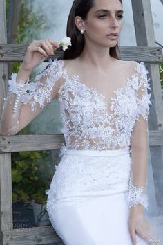 Persy Bridal 2014/2015 Wedding Dresses   Wedding Inspirasi