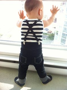 4 Piece Outfit for Baby Boy Grease by mabelretro on Etsy