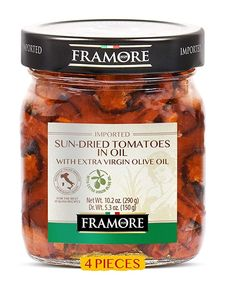 Specialty Foods, Dried Tomatoes, Sun Dried, Farmers Market, Italian Recipes, Pickles, Olive Oil, Cucumber, Italy