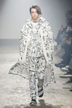 White Mountaineering 2017 Fall Winter Collection Paris Fashion Week Mens