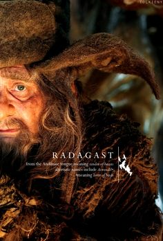 Radagast: from the Andunaic tongue meaning tender of beasts. Alternate names include Aiwendil* *meaning lovr of birds