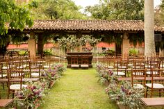 Casamento diurno na fazenda – Ana Paula & Dhaniel