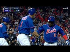 I Mets battono gli Yankees con tre home run