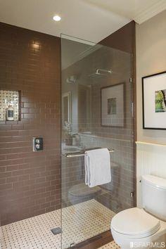 SF bathroom remodel shower