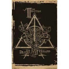 Trends International Harry Potter Poster