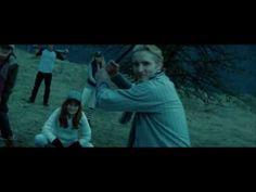 Twilight: Vampire Baseball Scene