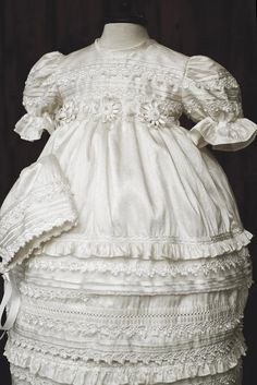 9c7f63bb9 18 Best Baby Girl Christening Gowns images