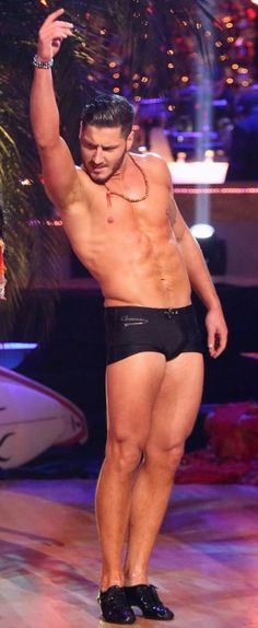 This man is a work of art! Val Chmerkovskiy