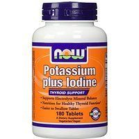Potassium Plus Iodine 180 Tablets Thank you to all the patrons We hope that he has gained the trust from you again the next time the service * You can get additional details at the image link.
