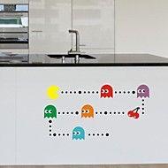 seinä tarroja seinätarrat, Pacman pvc seinä tarro... – EUR € 18.17 Cheap Wall Stickers, Wall Decor Stickers, Stickers Online, Wall Decals, Sports Wall, Pvc Wall, Buying Wholesale, Room, Home Decor
