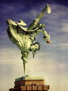 Statue de la Libre Danse
