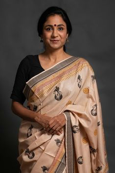Handcrafted and hand Block printed sarees Nee:saa INDIAN ART PAINTINGS PHOTO GALLERY  | I.PINIMG.COM  #EDUCRATSWEB 2020-07-29 i.pinimg.com https://i.pinimg.com/236x/c7/cc/19/c7cc1974178d35d73568eca578216ede.jpg