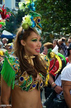 Carni'gal - Notting Hill Carnival - Notting Hill - London