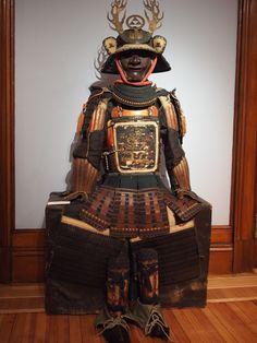 Samurai armor with byakudan finish. Mogami-do tosei gusoku. Mid Edo period (1615-1867), 18th Century. Asia Week New York. http://www.giuseppepiva.com/lang/en -Giuseppe Piva Japanese Art-