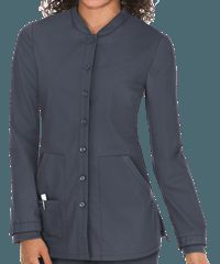 Koi Comfort Scrubs Callie Button Front Jacket