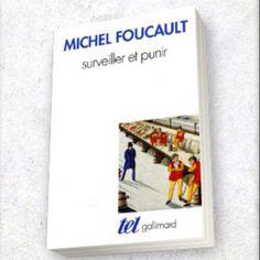 'Discipline & Punish' by Michel Foucault. Sociology Books, Nerd Stuff, Playground, Reading, Children Playground, Reading Books, Outdoor Playground