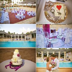 Wedding Ceremony Location Melia Caribe Tropical Pinterest Destination Weddings Punta Cana And