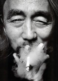 untitledblogproject:  Yohji Yamamoto by David Montgomery
