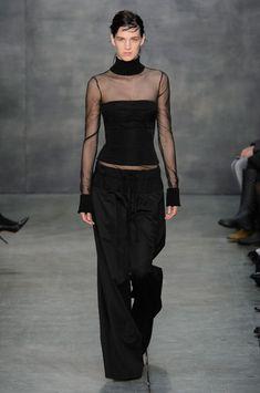 Vera Wang at New York Fall 2015