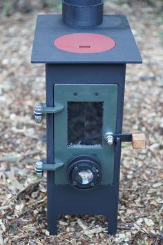 Stoked.kiwi - Bespoke woodburning stoves and Bow top caravans