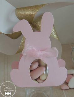 Symbols, Letters, Rose, Petite Fille, Rabbits, Kid, Home, Pink, Letter