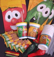 KidzOnEarth.com Online Store - Veggietales Party Pack, $26.99 (http://www.kidzonearth.com/products/Veggietales-Party-Pack.html)